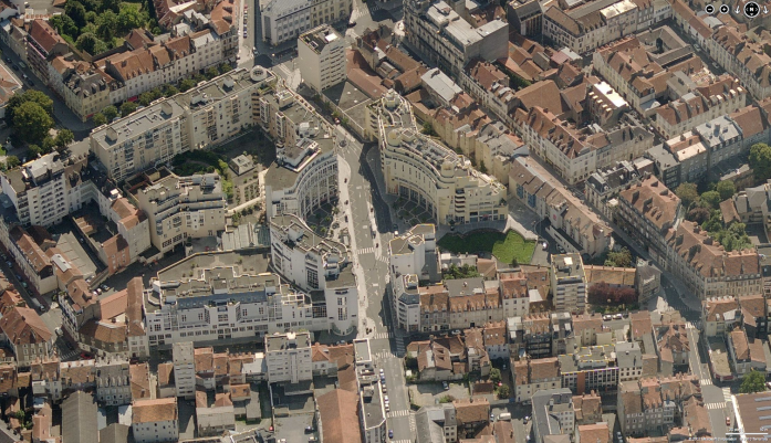 Pau - Centre Bosquet