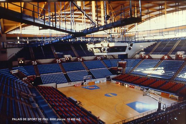Pau - Palais des sports