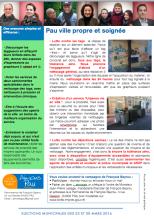 Tract Bayrou propreté