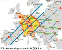 Le treillage Européen