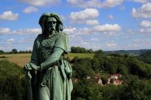 Statue de Vercingétorix