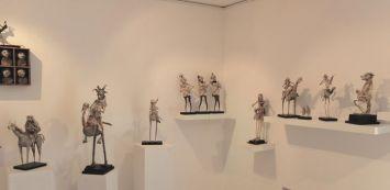 Sabrina Gruss à la Galerie EQART