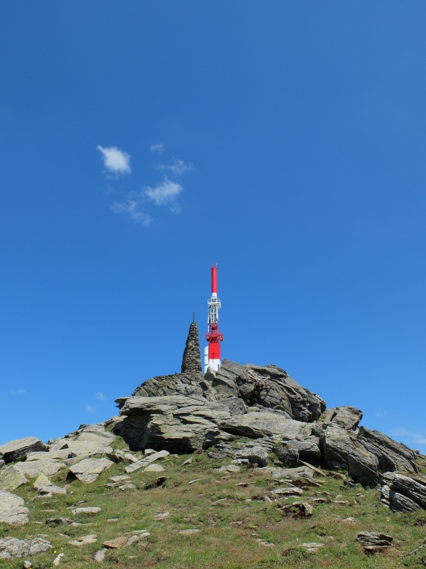 Pic de Neoulous 1256 m.