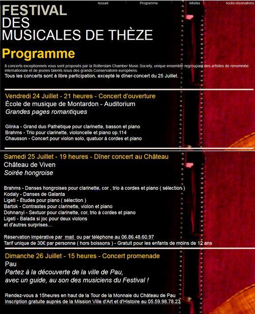 Musicales 1