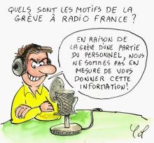 greve radio france