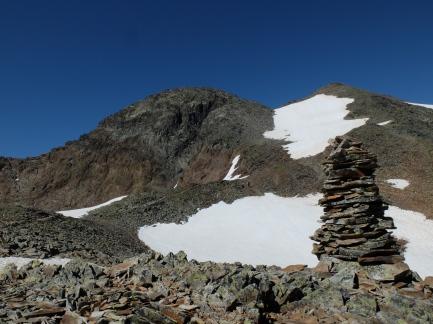 Col entre le Montcalm et la Pica d'Etats