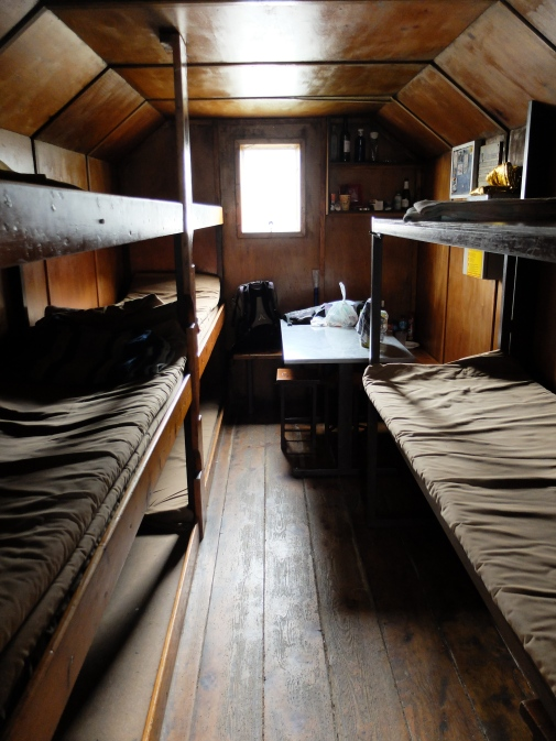 Refuge de Baborte : sommaire mais cozy