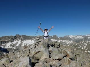 """Pic de la Ratera (2862m) - Jérome : """"J'y étais !"""""""