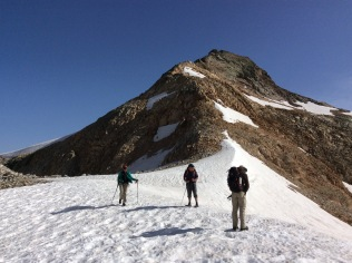Col des Gourgs Blancs (2879m)