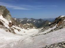 Glacier des Gourgs Blancs
