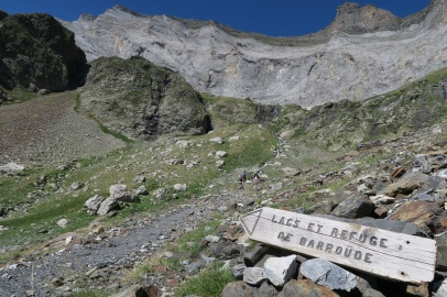 Direction refuge de Barroude 4