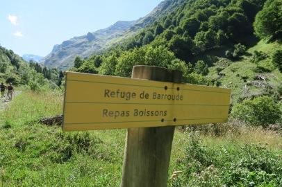 Direction refuge de Barroude 3