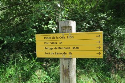 Direction refuge de Barroude 2