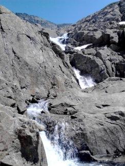 Cascade : En route pour le Trou du Toro