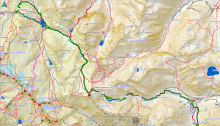 J 26 - Conangles - Refugio de la Restanca (1)