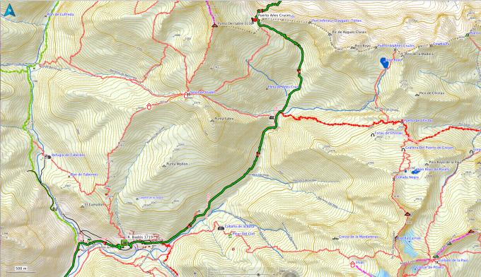 J 29 - Soula - Refugio de Viados (3)