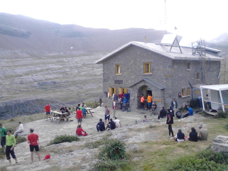 Refuge de Goriz (2200)