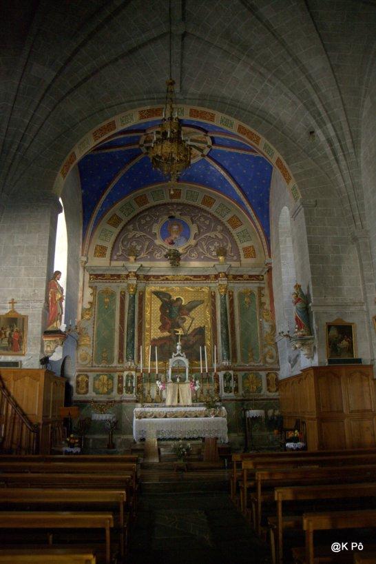 église Borce