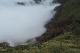 Le brouillard se déchire