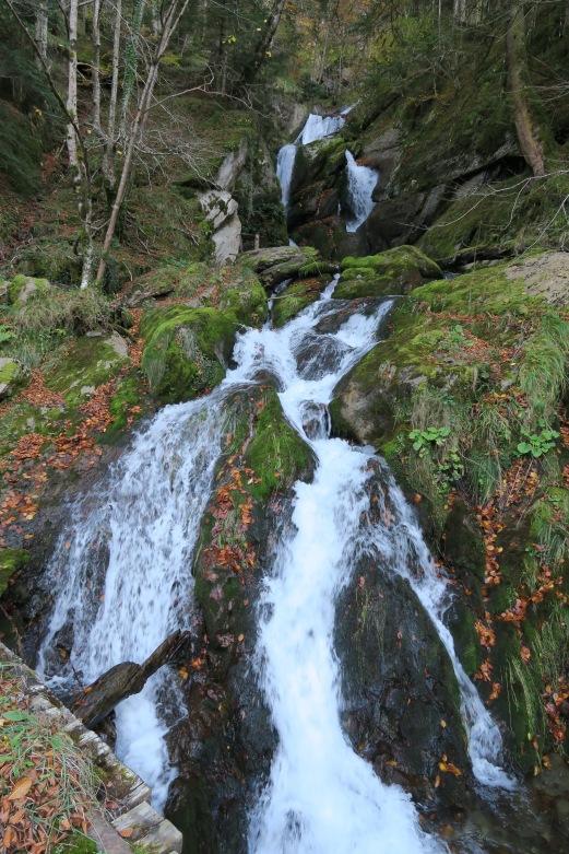 Cascade de la Pista