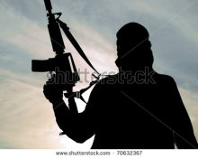 stock-photo-silhouette-of-soldier-with-rifle-70632367