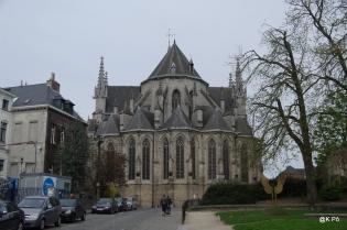 Mons collégiale sainte Waudru