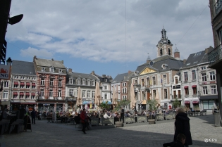 Huy grand place