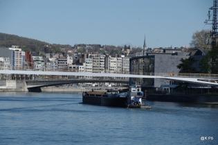 Liège la Meuse