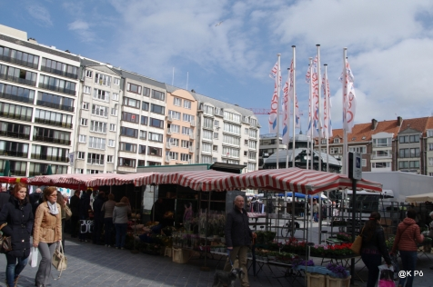 Ostende marché