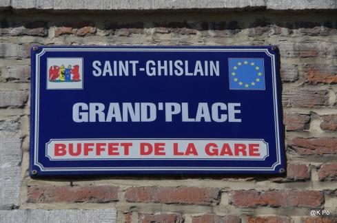 Saint Ghislain comme son nom l'indique!