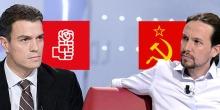 Etat de guerre entre Pedro Sanchez et Pablo Iglesias