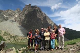 50 ans et 5 familles de gardiens réunies - crédit B. Boutin