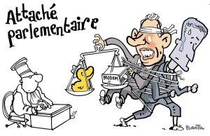 Bayrou essistants