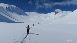 vallée de Bious-Artigue : idéale pour des ours polaires !