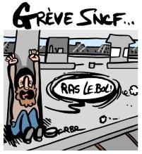 Grève CeRBéRe